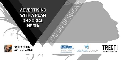 [Darwin] Salon Sessions: Advertising on Social Media