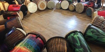 Drum Circles at Tree of Life, Hove - Dao Natural Health