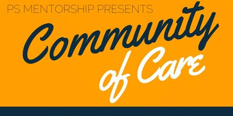 Community Of Care   PS House Program tickets