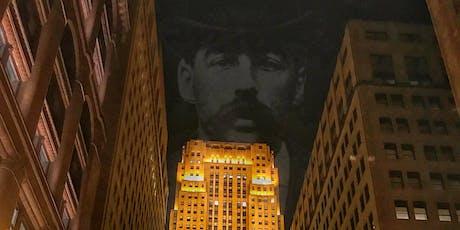 HH Holmes: The Devil Downtown walking tour (June 28) tickets