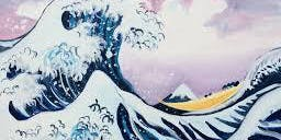Paint The Great Wave! Birmingham, Wednesday 21 August