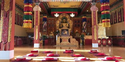 Visit a Tibetan Buddhist Monastery in Woodstock with Us