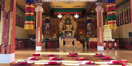 Visit a Tibetan Buddhist Monastery in Woodstock with Us tickets