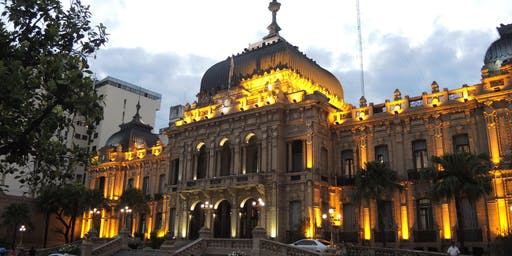 Viajá al Tucumán Art Nouveau con imágenes, música y visita guiada en AANBA