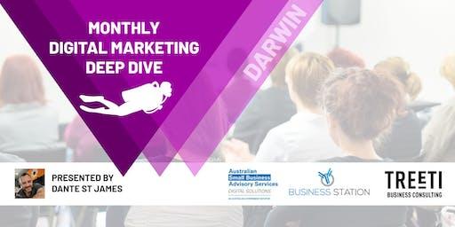 [Darwin] Monthly Digital Marketing Deep Dive