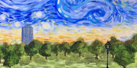 Paint Starry Night over Hyde Park! Notting Hill Gate, Thursday 22 August tickets