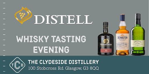 Bunnahabhain, Deanston & Tobermory Whisky Tasting at The Clydeside