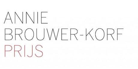 Annie Brouwer-Korf Middag tickets