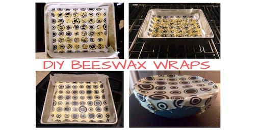 DIY Reusable Food Wrap Workshop
