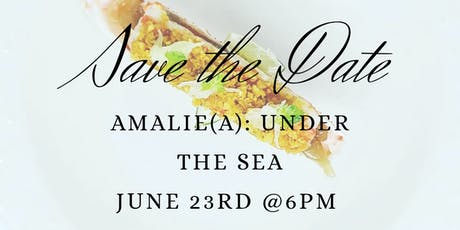 Amalie(a):Under The Sea pop-up tickets