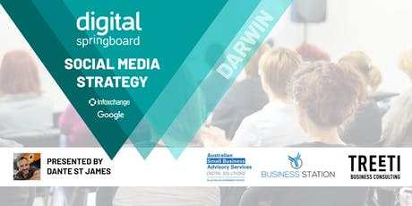[Darwin] Digital Springboard: Social Media Strategy tickets