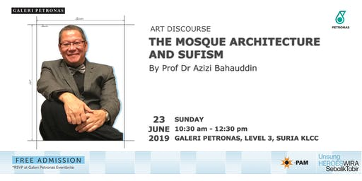ART DISCOURSE: THE MOSQUE ARCHITECTURE AND SUFISM