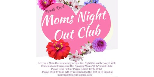 Moms Night Out Club Meet & Greet