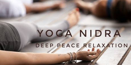 Meditation And Deep Peace Relaxation *Free tickets