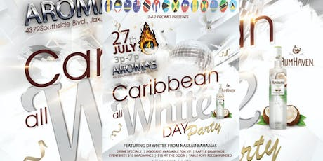 Caribbean All White Day Party tickets