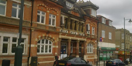 22nd to 24th July 2019 : Crime Writing, The Old library West Norwood tickets