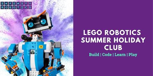 Lego Robotics Summer Holiday Club - Davidson Mains, Edinburgh