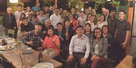 HRFC Social Gathering tickets