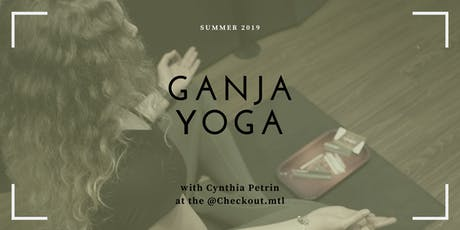 Ganja Yoga Workshop  billets