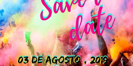 Set Up Color Day ingressos