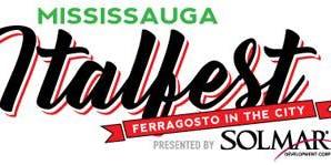 VIP at Mississauga ITALFEST - Friday August 16, 2019