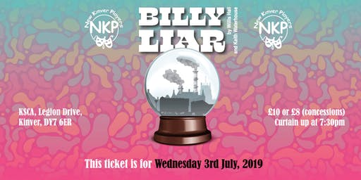 Billy Liar - Wednesday performance
