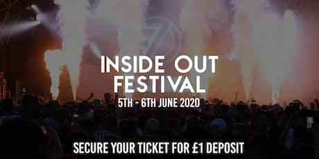 Inside Out Festival 2020 tickets