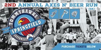 2nd Annual Axes N' Beer Run (5K)