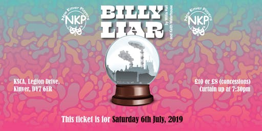 Billy Liar - Saturday performance