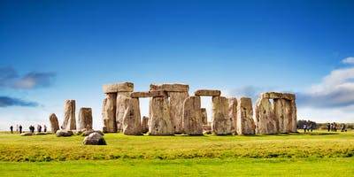 Stonehenge UNESCO and Cheddar Gorge AONB - hike and day trip