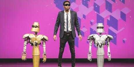 Danse avec les robots à Paris billets