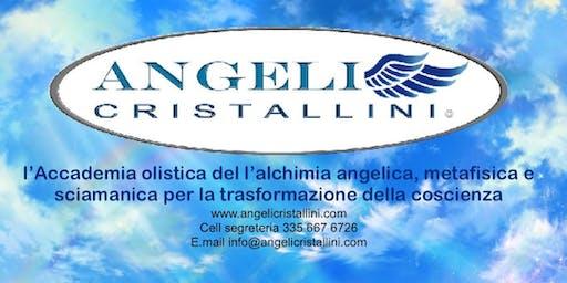 Accademia degli Angeli Cristallini. Un percorso alchemico della coscienza.
