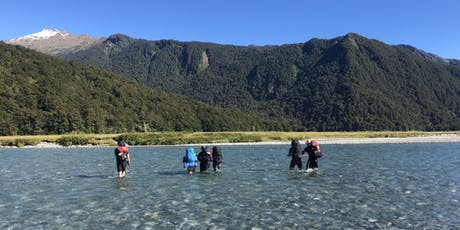 Women's Helicopter and jet Boat - New Zealand Hiking Trip // EOI tickets