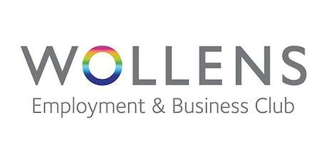 Wollens Employment & Business Club Event Bideford tickets