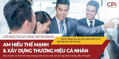 CPI Networking Bootcamp 2019 - Ho Chi Minh tickets