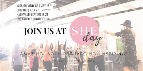 SHE Day: By SHE Changes Everything (Nashville) | A Sustainable, Healthy, Ethical Wellness Event!  tickets