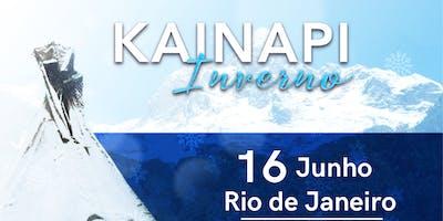 Kainapi de Inverno Rio de Janeiro
