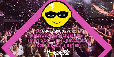 Homemade Saturdays - 6th July 2019 tickets