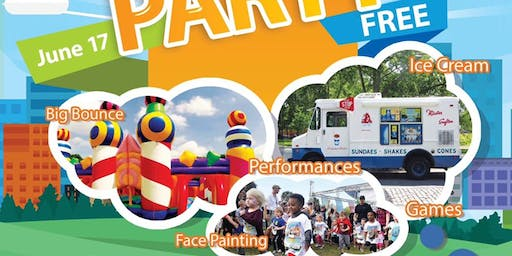 Kids DAY Party