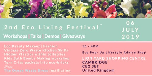 Eco Living Festival Vintage Zero Waste Kitchen Make your own Beeswax Wraps Workshop