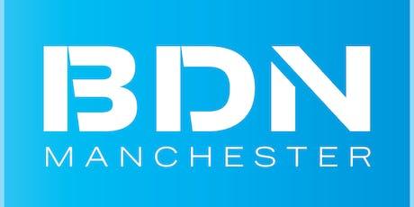 Business Development Network Manchester tickets