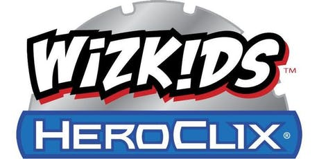 HeroClix Summer WKO tickets
