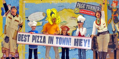 The Great Pizza Contest - 1-Hour Family-Friendly Performance