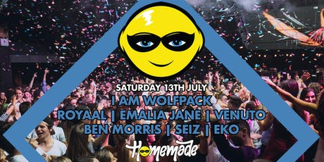 Homemade Saturdays - 13th July 2019 tickets