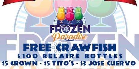 Customer Appreciation [Free Crawfish] tickets