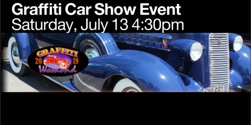 Graffiti Car Show Event