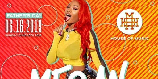 Megan Thee Stallion Live @ House of Music