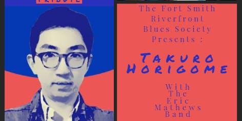 Takuro Horigome and The Eric Mathews Band : Tribute to Eric Clapton