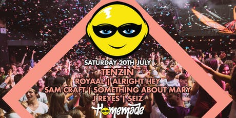 Homemade Saturdays - 20th July 2019 tickets