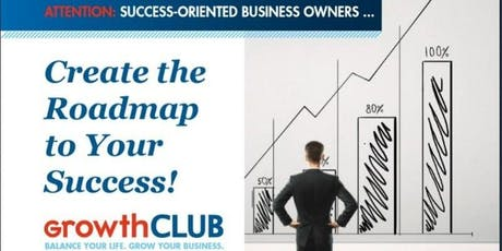 GROWTHCLUB:  CREATE YOUR Q3 2019 BUSINESS PLAN!  GUEST SPEAKER: TONI HARRIS TAYLOR OF LEGALSHIELD tickets